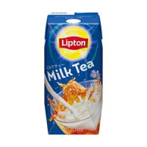 送料無料/リプトン Lipton ミルクティー 200ml 2ケース48本(1ケース24本入)【常温保存可能】
