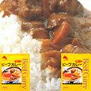 カレー/レトルトカレー/ビーフカレー辛口 お試し1食/送料無料