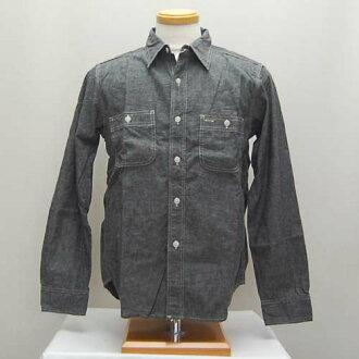 Two Moon Thurman shirt black shambles