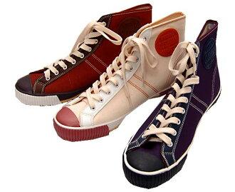 CUSHMANクッシュマンブーツ/鞋高cut运动鞋