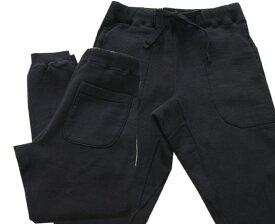 COLIMBOコリンボ スウェットパンツ FAIRBANKS SWEAT PANTS(ブラック)