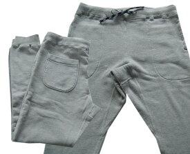 COLIMBOコリンボ スウェットパンツ FAIRBANKS SWEAT PANTS (GRAY)