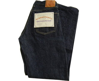 WAREHOUSE服裝房屋牛仔褲1003SXX WW II MODEL