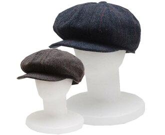 小巧玲珑的 Dopers Hat Classical Two-Pleated Casquette (人字)