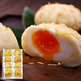 【送料無料】しんじょう4種詰合せ(煮玉子、甘海老、カニ、海老)