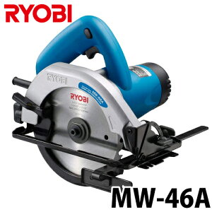 リョービ/RYOBI 丸ノコ MW-46A 最大切込深さ:46mm ノコ刃外径:147mm