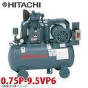 日立産機システム ベビコン 圧力開閉器式 0.75P-9.5VP6 0.75kW 三相200・220V 60Hz