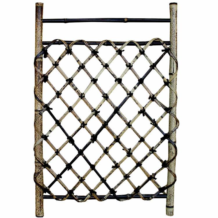枝折戸 国産 日本製虎竹枝折戸 2.5尺