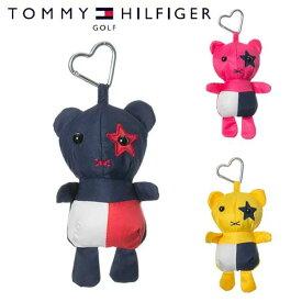 【定番継続モデル】【あす楽対応】 トミーヒルフィガーゴルフ マスコット ボール ポーチ【THMG7FBC】 TOMMY HILFIGER GOLF 【smtb-f】