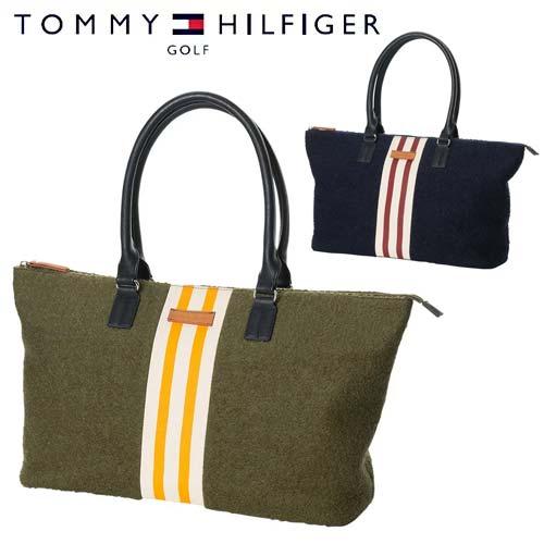 トミーヒルフィガーゴルフストライプ トート バッグ TOTE BAG【THMG7FBD】TOMMY HILFIGER GOLF【smtb-f】【あす楽対応】