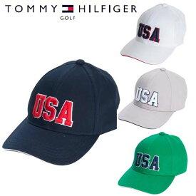 97d371548d7 トミーヒルフィガー ゴルフ キャップ ユニセックス USA キャップ TOMMY HILFIGER GOLF  THMB803F  あす