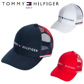50b17a30ea1 トミーヒルフィガー ゴルフ キャップ ユニセックス メッシュ キャップ TOMMY HILFIGER GOLF  THMB805F  あす