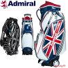 アドミラルゴルフメンズキャスター付きキャディバッグ9.5型約4.5kg8分割46インチ対応ADMG0SC6AdmiralGolf