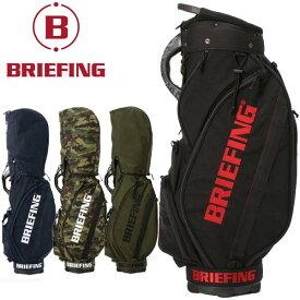 【月間優良ショップ受賞】 ブリーフィング ゴルフ メンズ レディース キャディバッグ 9.5型 5分割 約3.6kg CR-5 #02 BRG201D01