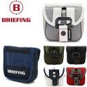 ブリーフィング ゴルフ マレット型 パターカバー (センターシャフト対応) BRG191G38 BRIEFING メンズ レディース