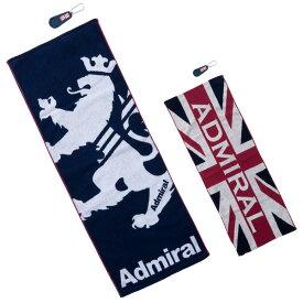 【キャッシュレス5%還元】 アドミラル ゴルフ タオル 大 ADMB9FE1 Admiral Golf