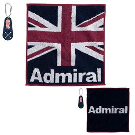【キャッシュレス5%還元】 アドミラル ゴルフ タオル 小 ADMB9FE2 Admiral Golf