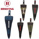 ブリーフィング ゴルフ ユーティリティ用 ヘッドカバー マグネットタイプ BRG193G59 BRIEFING メンズ レディース ユニセックス