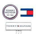 【月間優良ショップ受賞】 トミー ヒルフィガー ゴルフ マーカー メンズ レディース セットマーカー 金属 シリコン 2…