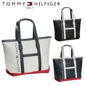 【月間優良ショップ受賞】 トミーヒルフィガー ゴルフ メンズ レディース トート バッグ ネイビー ホワイト ブラック THMG7SB1 TOMMY HILFIGER GOLF