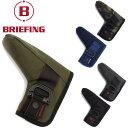 ブリーフィング ゴルフ フィドロック パターカバー BRG191G28 BRIEFING