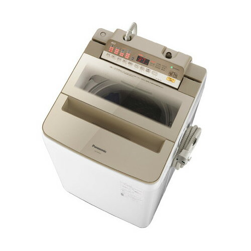 基本設置無料 パナソニック 8kg 全自動洗濯機 NA-FA80H6-N シャンパン 東京23区近郊限定配送 Panasonic NAFA80H6N