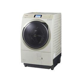 東京 埼玉 千葉 神奈川一部エリア限定 標準設置込 条件付きで処分無料 パナソニック NA-VX900BL-C ななめドラム洗濯乾燥機 11kg 左開き ストーンベージュ