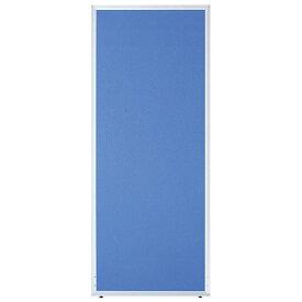 11月中旬以降のお届け井上金庫販売 ローパーテーション UK-1806BLブルー 幅600×高さ1800×パネル厚21mm