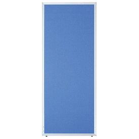 11月中旬以降のお届け井上金庫販売 ローパーテーション UK-1809BLブルー 幅900×高さ1800×パネル厚21mm