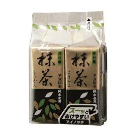 ■井村屋 ミニようかん 抹茶 4個入り