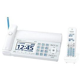 【送料無料】 パナソニック KX-PD725DL-W デジタルコードレス普通紙ファクス(子機1台付き) ホワイト Panasonic