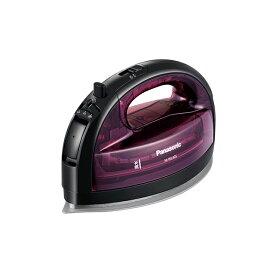 【送料無料】パナソニック コードレススチームアイロン NI-WL405-P ピンク Panasonic