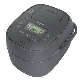 【送料無料】 パナソニック 可変圧力IHジャー炊飯器 SR-MPB0シリーズ SR-MPB100-H 5.5合炊き グレー