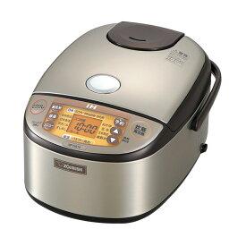 送料無料 象印 NP-HG10-XA ステンレス IH炊飯ジャー 5.5合炊き ZOJIRUSHI NPHG10 極め炊き IH炊飯器