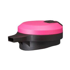 (レターパックプラス代引不可)ドウシシャ 缶ビール用サーバー 絹泡ミニ DKM-19PK ピンク