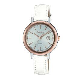 【送料無料!】カシオ SHS-4525PGL-7AJF レディース腕時計 シーン