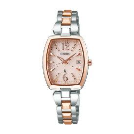 【送料無料!】セイコー SSVW126 レディース腕時計 ルキア