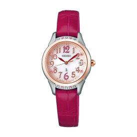 【送料無料!】セイコー SSVW140 レディース腕時計 ルキア