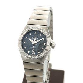 【ヤマト便】【送料無料!】オメガ 123.15.27.20.53.001 レディース腕時計 コンステレーション IMPWATCH