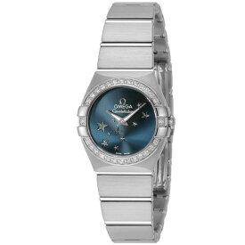 【ヤマト便】【送料無料!】オメガ 123.15.24.60.03.001 レディース腕時計 コンステレーション IMPWATCH