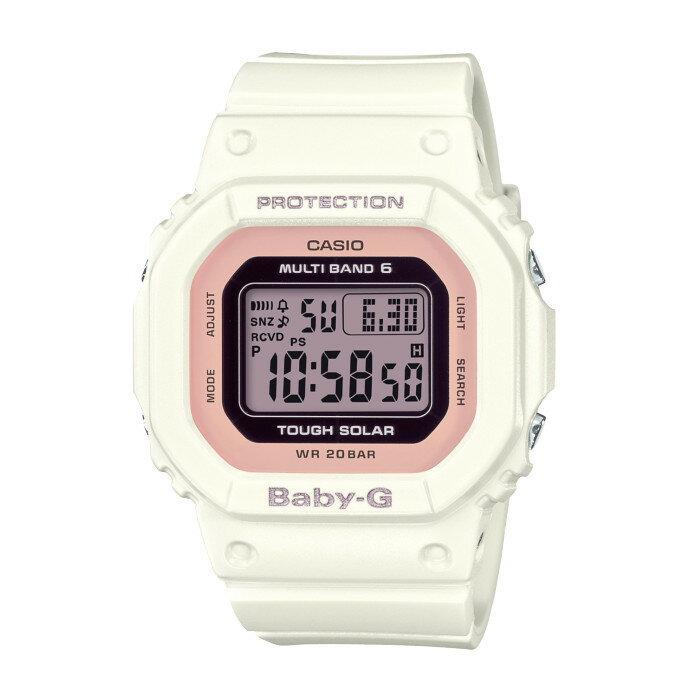 【送料無料!】カシオ BGD-5000-7DJF レディース腕時計 ベビーG