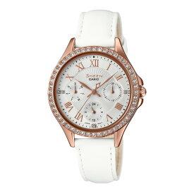 【送料無料!】カシオ SHE-3062PGL-7AJF レディース腕時計 シーン
