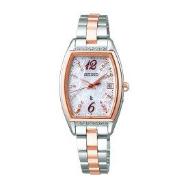 【送料無料!】セイコー SSVW150 レディース腕時計 ルキア