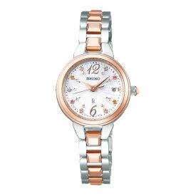 【送料無料!】セイコー SSVW154 レディース腕時計 ルキア