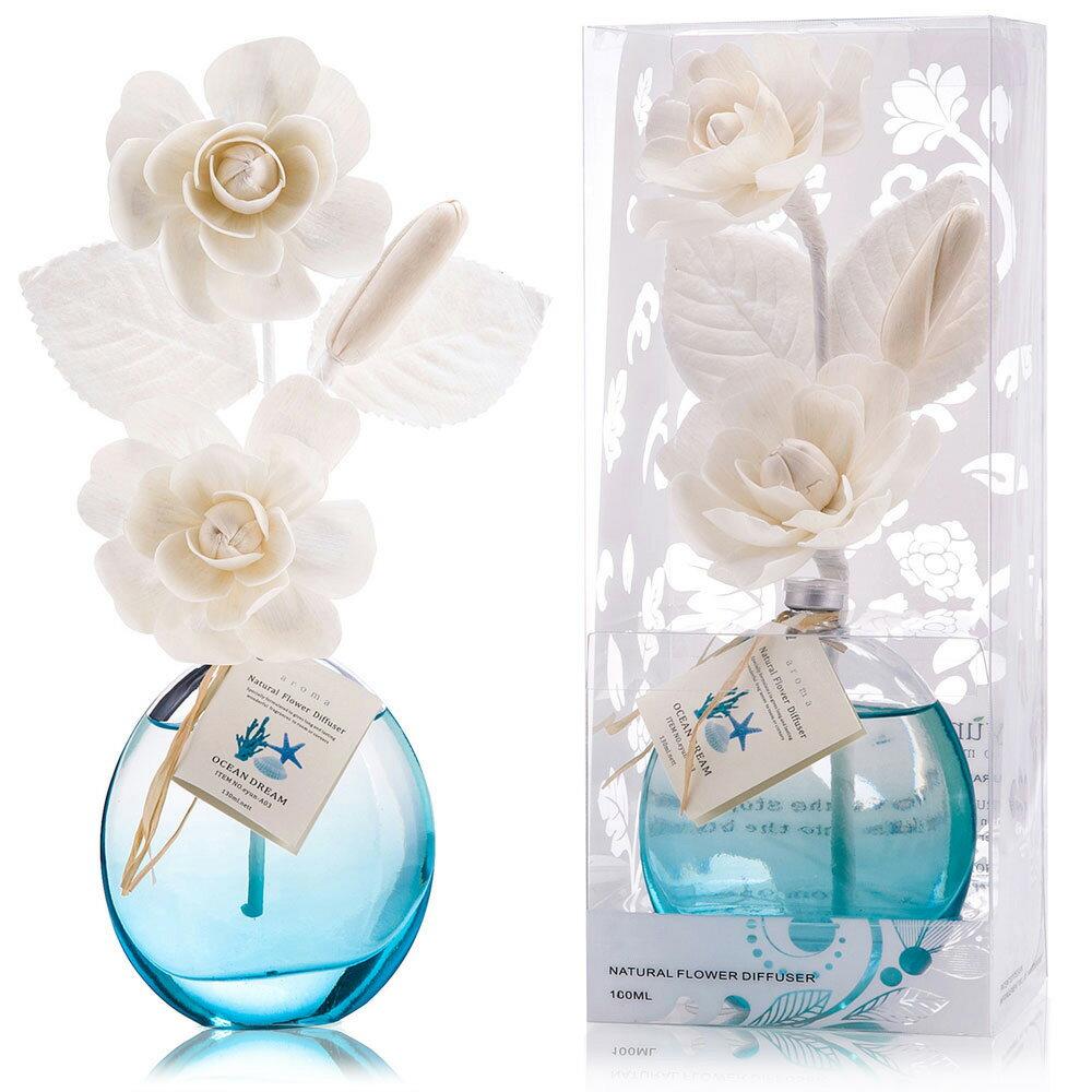 【誕生日プレゼント】 ソラフラワー ルームフレグランス【海洋】 A03 /誕生日プレゼント 女性 芳香剤 インテリア