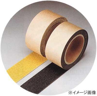 屋外用滑り止めテープ 凹凸面・シマ鉄板用 100ミリ幅