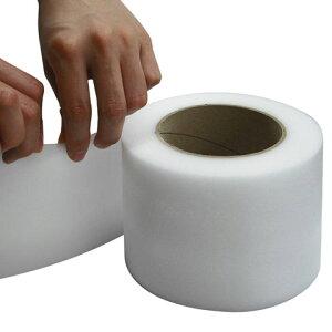 自由なサイズに手で切れる 養生フリーカットテープ 【養生材】【緩衝材】【引っ越し】【建設養生】