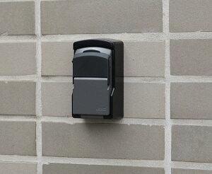 ダイヤル式キーボックス カギ番人neo壁付け型【鍵の保管庫】【大容量】【カード収納】