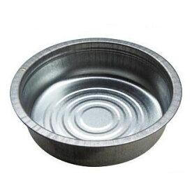 トタンタライ 60cm トタン製タライ 厚み0.4mm 土井金属 ヒシエス(金たらい かなだらい カナタライ) 三和金属