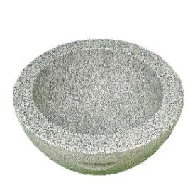 餅つき 石臼 白みかげ (もちつき石うす 餅臼) 3升用 [白御影石G603] 持手溝2箇所 [瀧商店]